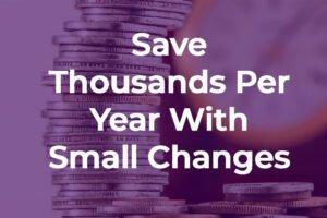 Save Thousands